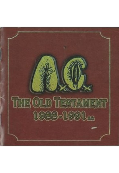 "ANAL CUNT ""the old testament "" 2xCD"