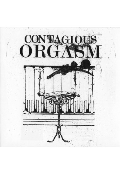 "CONTAGIOUS ORGASM ""thin skinned"" cd"