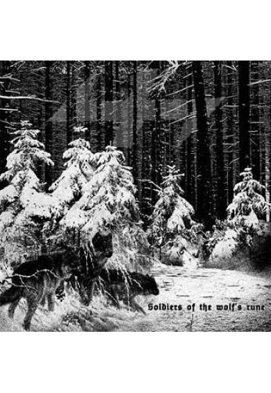 "Ahnenerbe / Wolfenburg / Old Fire / Demiurg / Lechia ‎""Soldiers Of The Wolf's Rune"" LP"