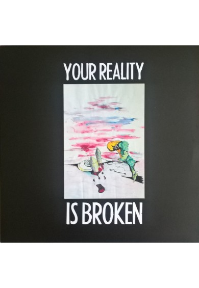 "V-A ""Your Reality Is Broken"" LP"