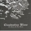 "CLANDESTINE BLAZE ""Fire Burns In Our Hearts"" cd"