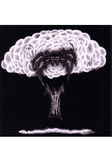 """DEATH CITADEL """"unland spidercult"""" CD"""