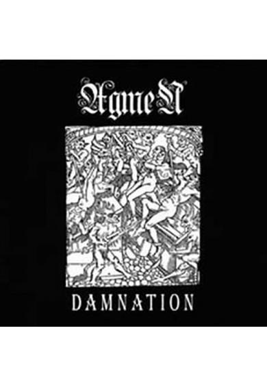 """AGMEN """"Damnation"""" LP"""