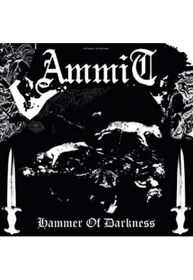 """AMMIT """"Hammer of Darkness"""" LP"""