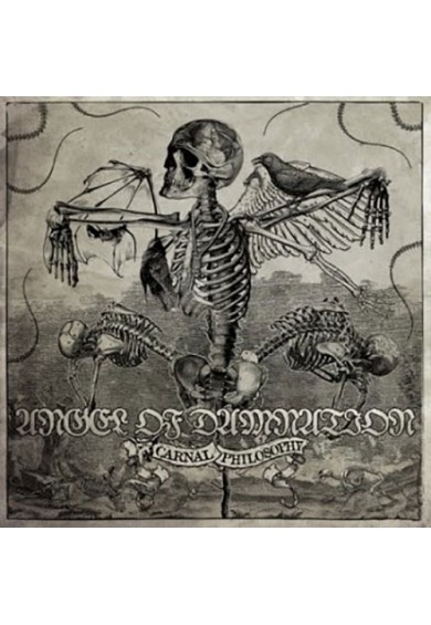 "ANGEL OF DAMNATION ""Carnal Philosophy"" LP"
