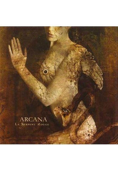 "ARCANA ""Le Serpent Rouge"" LP"