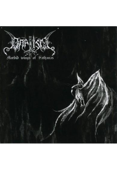 "BAPTISM ""Morbid Wings of Sathanas"" cd"