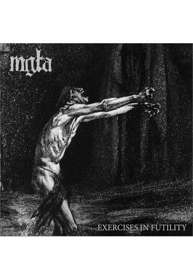 "MGLA ""Exercises in Futility"" CD"