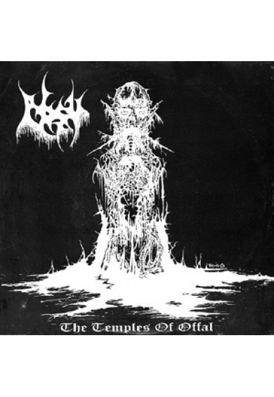 "ABSU ""temples of offal / return of the ancients"" cd"