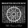 """BRIGHTER DEATH NOW """"WITH PROMISES OF DEATH"""" LP red"""