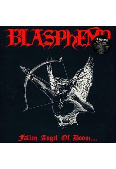 """BLASPHEMY """"Fallen Angel of Doom"""" CD"""
