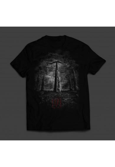 "DEATHSPELL OMEGA ""justice"" t-shirt M"
