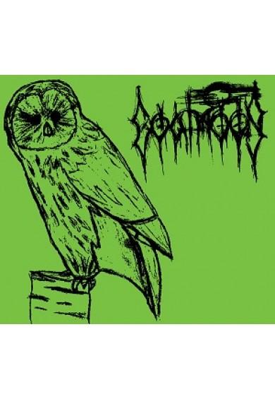 "GOATMOON ""s/t"" digipak CD"