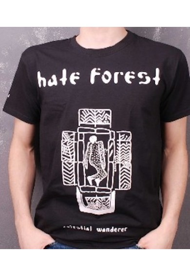 "hate forest ""celestial wanderer"" t-shirt M"