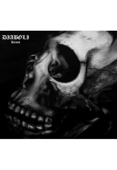 """DIABOLI """"Kirous"""" digipak CD"""