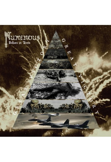 "NUMINOUS ""Bellum In Terris"" CD"