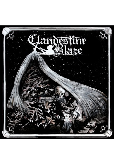 "CLANDESTINE BLAZE ""Tranquility Of Death"" CD"