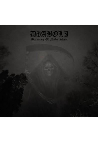 """DIABOLI """"Awakening of Nordic Storm"""" CD"""