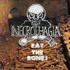 """NECROPHAGIA """"eat the bones"""" LP"""
