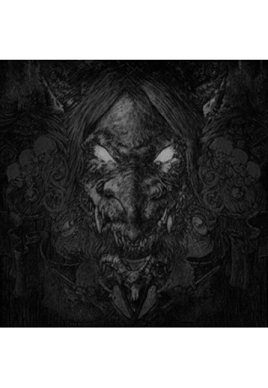 "SATANIC WARMASTER ""Fimbulwinter""-LP clear vinyl"
