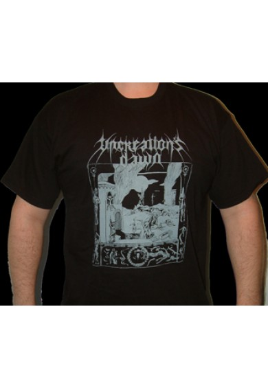 "UNCREATION´S DAWN ""death´s tyranny"" t-shirt S"
