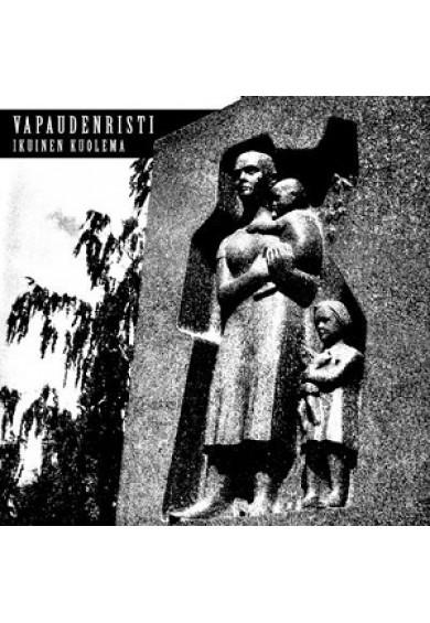 """VAPAUDENRISTI """"Ikuinen Kuolema"""" LP"""