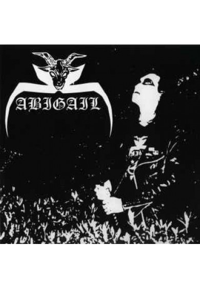 "ABIGAIL ""The Lord of Satan"" cd"