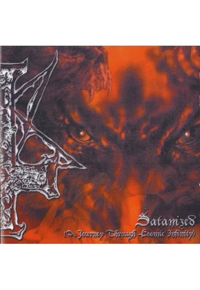 "ABIGOR ""satanized"" cd"