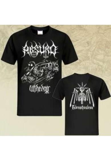 "Absurd ""ulfhednir"" t-shirt L"
