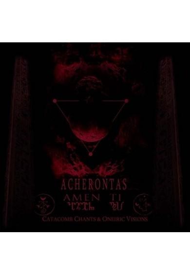 """ACHERONTAS """"Amenti"""" 2xLP"""