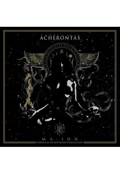"""Acherontas  """"Ma-IoN (Formulas Of Reptilian Unification)"""" 2xLP"""