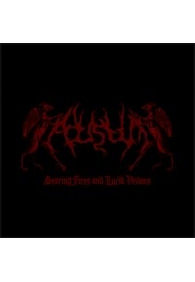 "ADUSTUM ""Searing Fires and Lucid Visions"" cd"