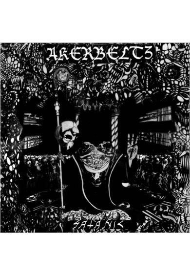 AKERBELTZ (Spa) 'Satànic' LP