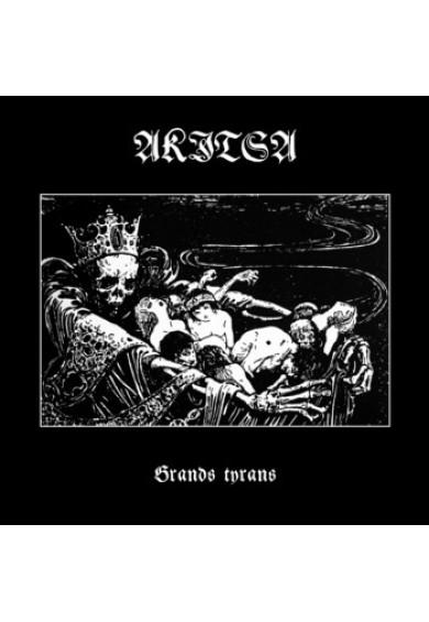 "AKITSA ""Garnds Tyrans"" LP"