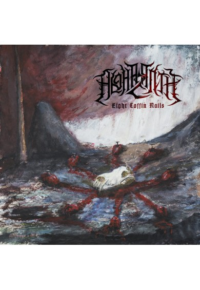 "Alghazanth ‎""Eight Coffin Nails"" LP"