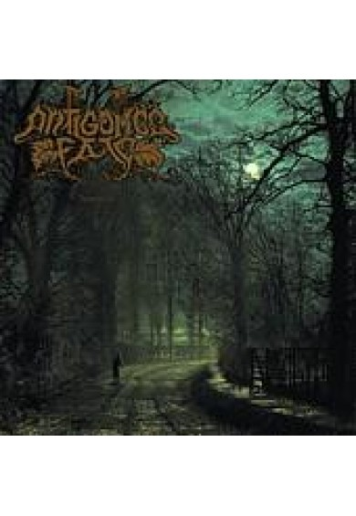 "Antigone's Fate ""Insomnia"" CD"