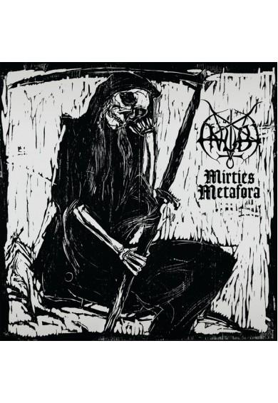 """Anubi """"Mirties Metafora"""" LP"""
