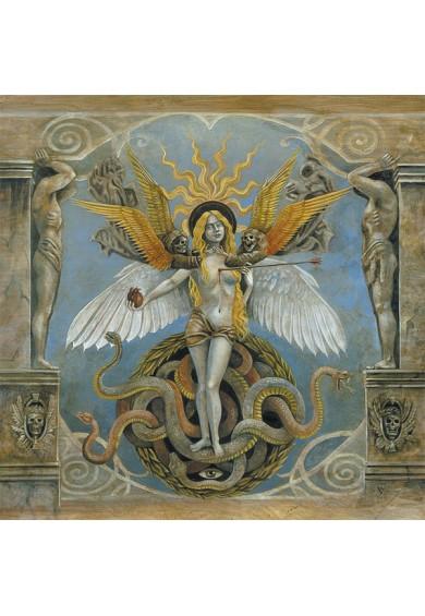 """Aosoth """"V: The Inside Scriptures"""" LP"""