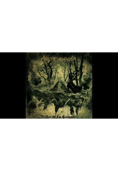 "Archemoron ""Year of the Harvester"" cd"