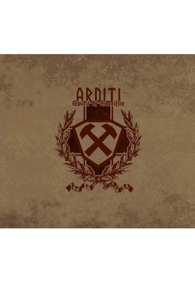 "ARDITI ""spirit of sacrifice"" cd"