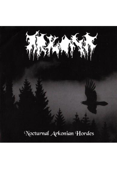 """Arkona """"Nocturnal Arkonian Hordes"""" cd"""
