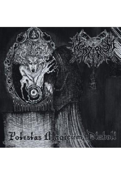 ASAGRAUM 'Potestas Magicum Diaboli' cd