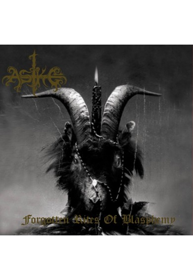 "ASKE (Fin) ""Forgotten Rites Of Blasphemy"" CD"