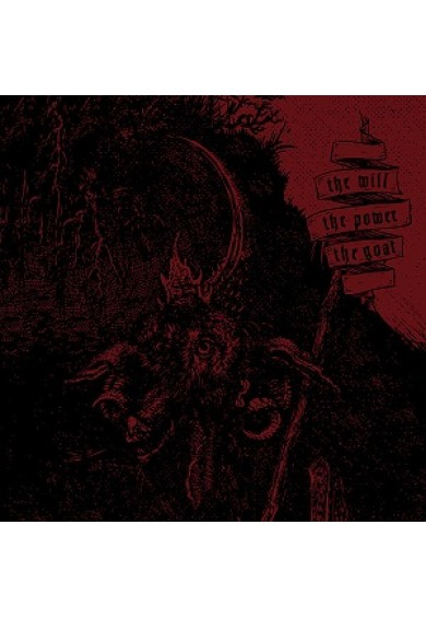 """Azaghal / Ars Veneficium """"The Will , The Power , The Goat"""" 12"""""""