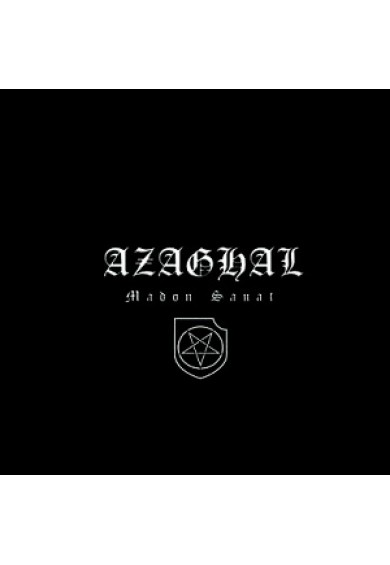 "AZAGHAL ""Madon Sanat"" LP"