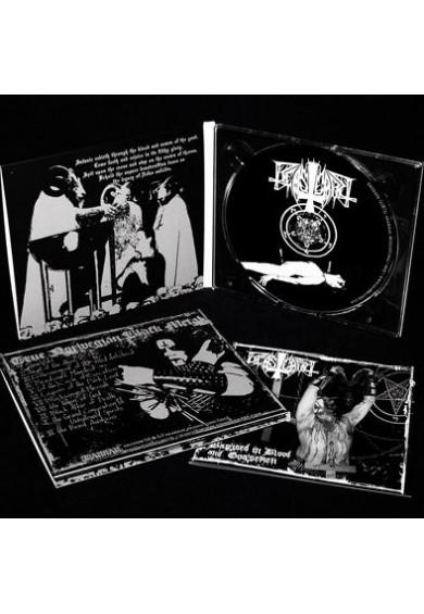 "BEASTCRAFT ""Baptised In Blood And Goatsemen"" digi CD"