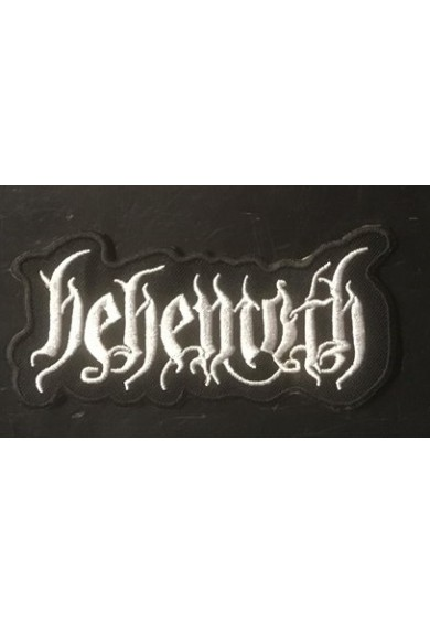 BEHEMOTH logo patch