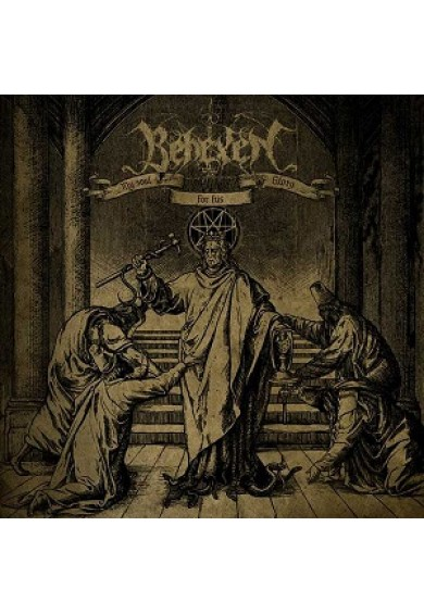 "BEHEXEN ""my soul for his glory"" cd"