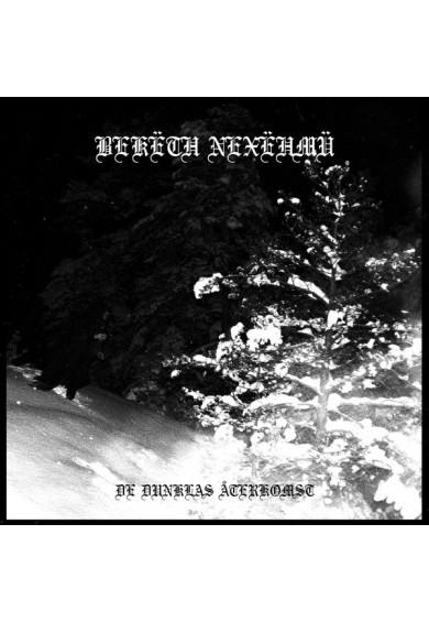 """Bekëth Nexëhmü """"De Dunklas Återkomst"""" cd"""