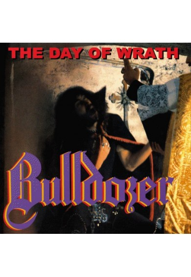 """BULLDOZER """"The Day Of Wrath & The Exorcism"""" 2x cd"""